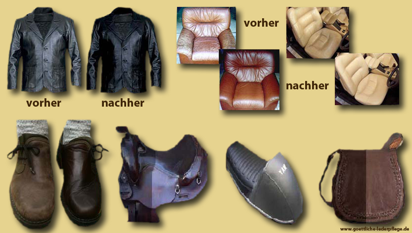 lederflege, schuhe, putzen, mikrofaser
